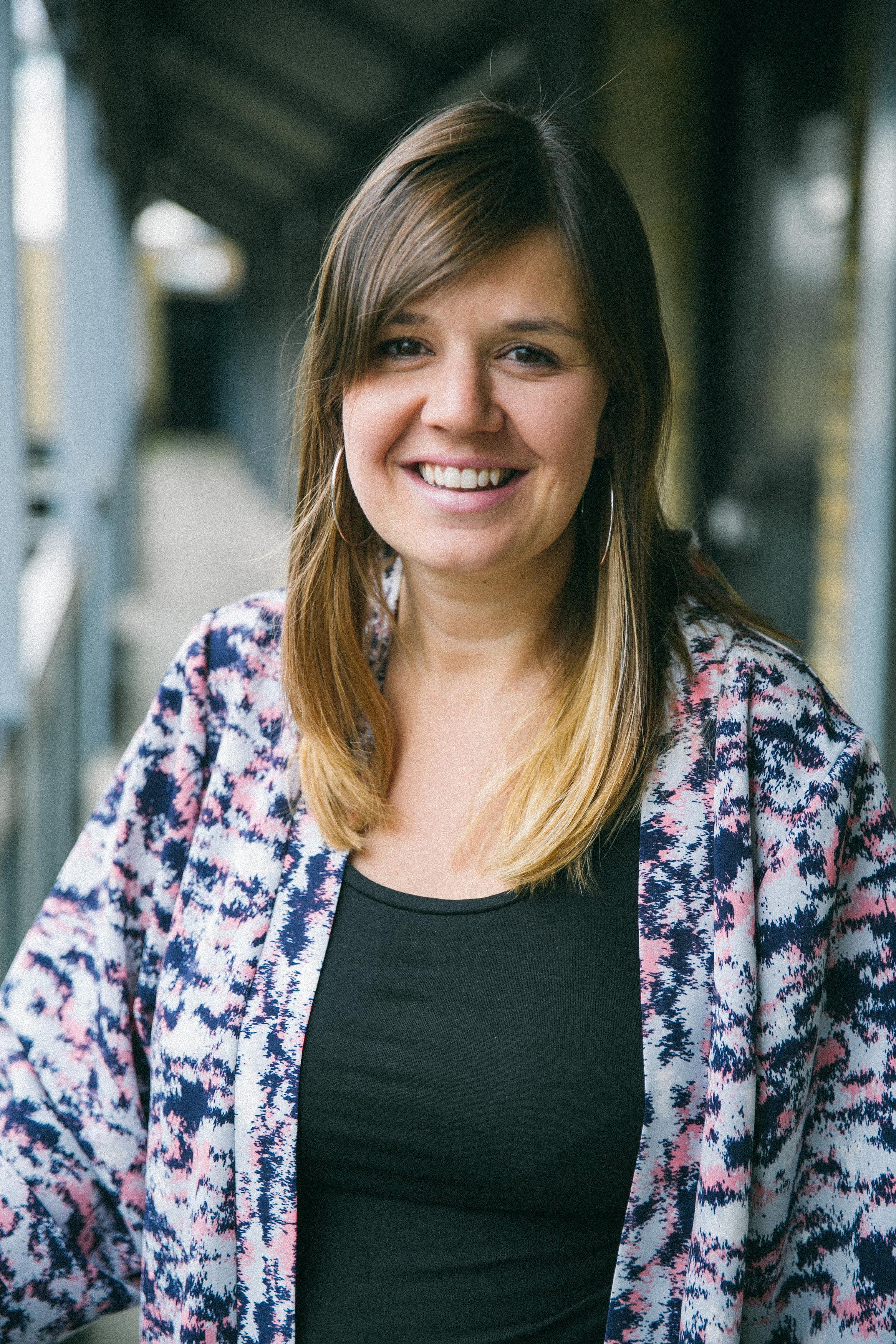 Liz Robinson PJF