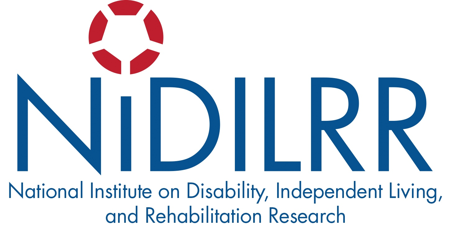 Logo of the National Institute on Disability, Independent Living and Rehabilitation research