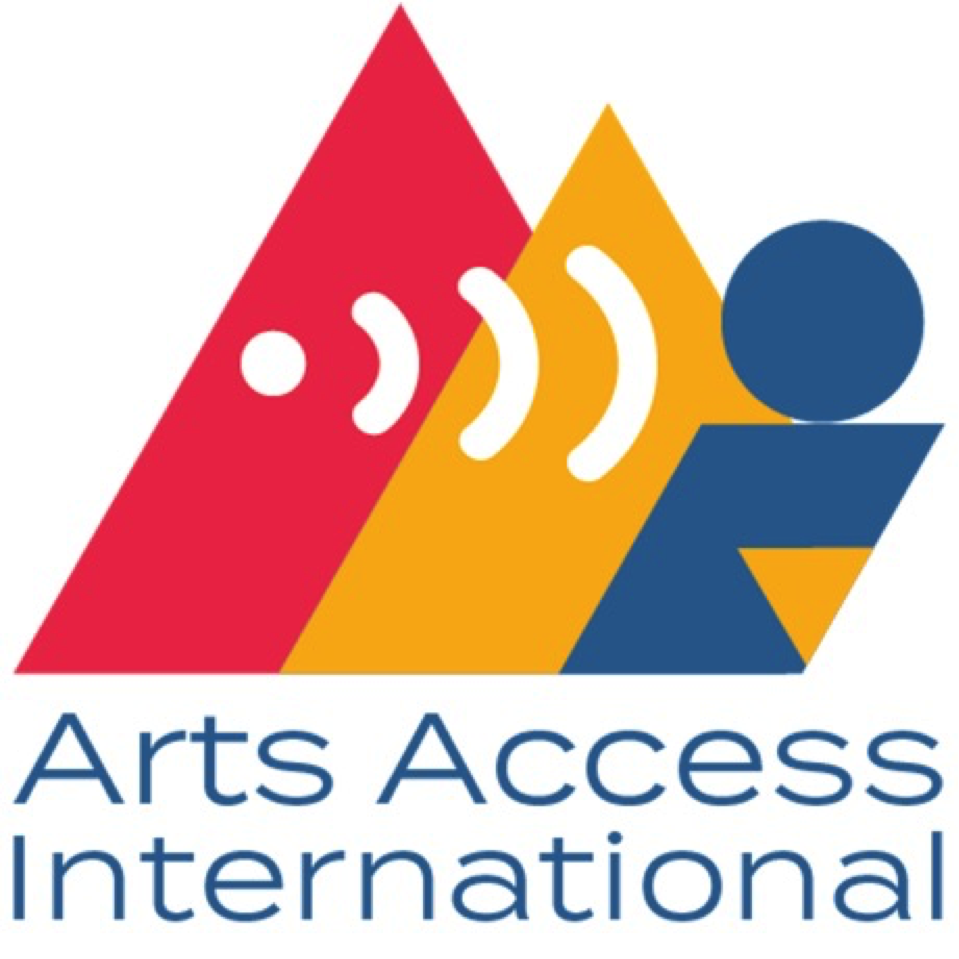 Logo for Arts access international