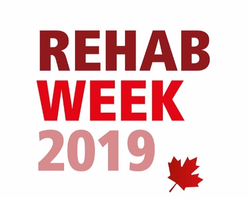 Logo for Rehab Week 2019