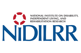 Logo for NIDILRR