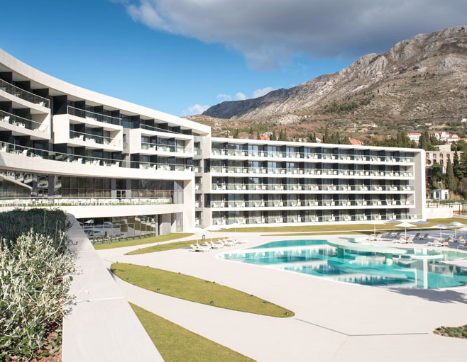 Sheraton Dubrovnik  release  Marriott International