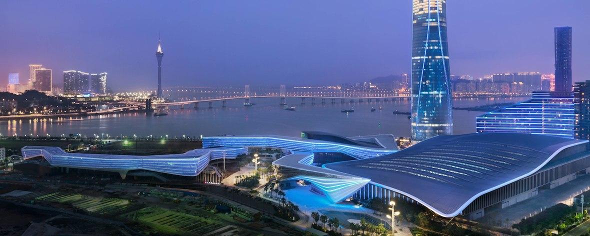 The St. Regis Zhuhai  Marriott International
