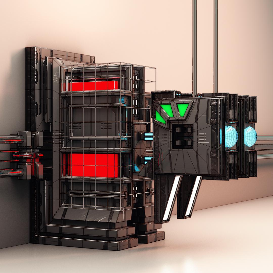 Cubby [#24] - Storage Unit