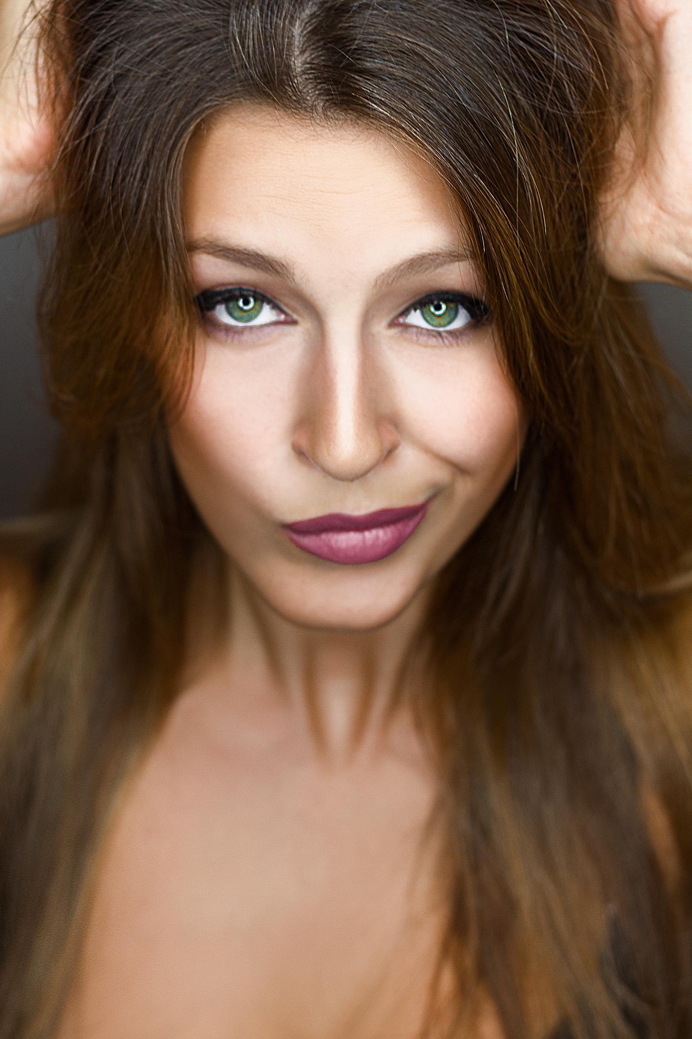 Portrait [#45] - Elisavet