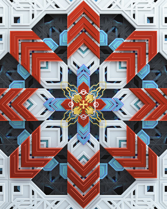 [14-03-18] - Mandala #2