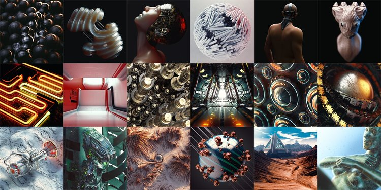The transition from Physical, to Corona, to Octane, to Redshift