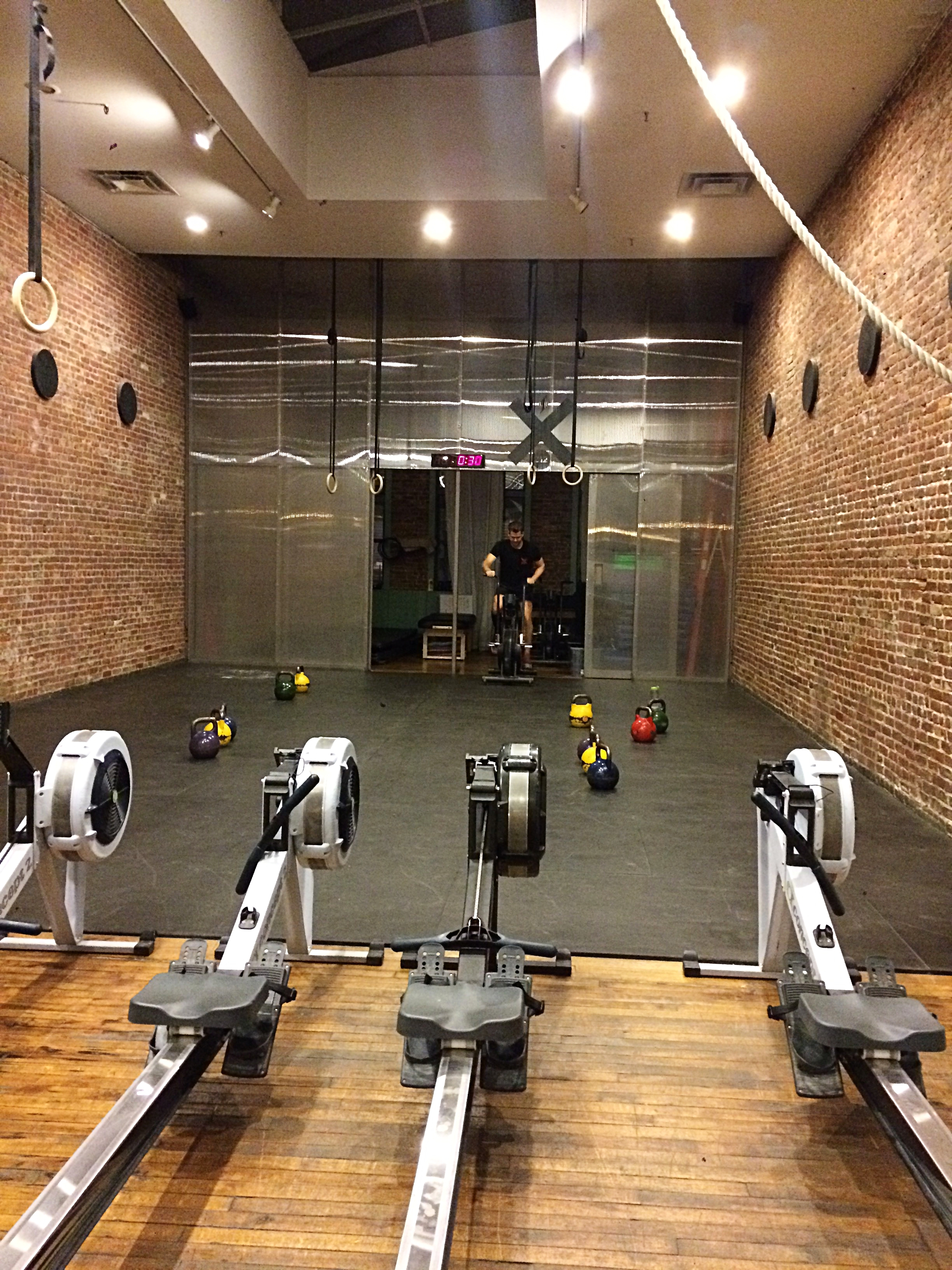 There's nothing more rewarding than sweating it out with a group all focused on one thing -- getting fit! Get the support and encouragement you need in a group environment.   Click here to see where I'm teaching in New York City.