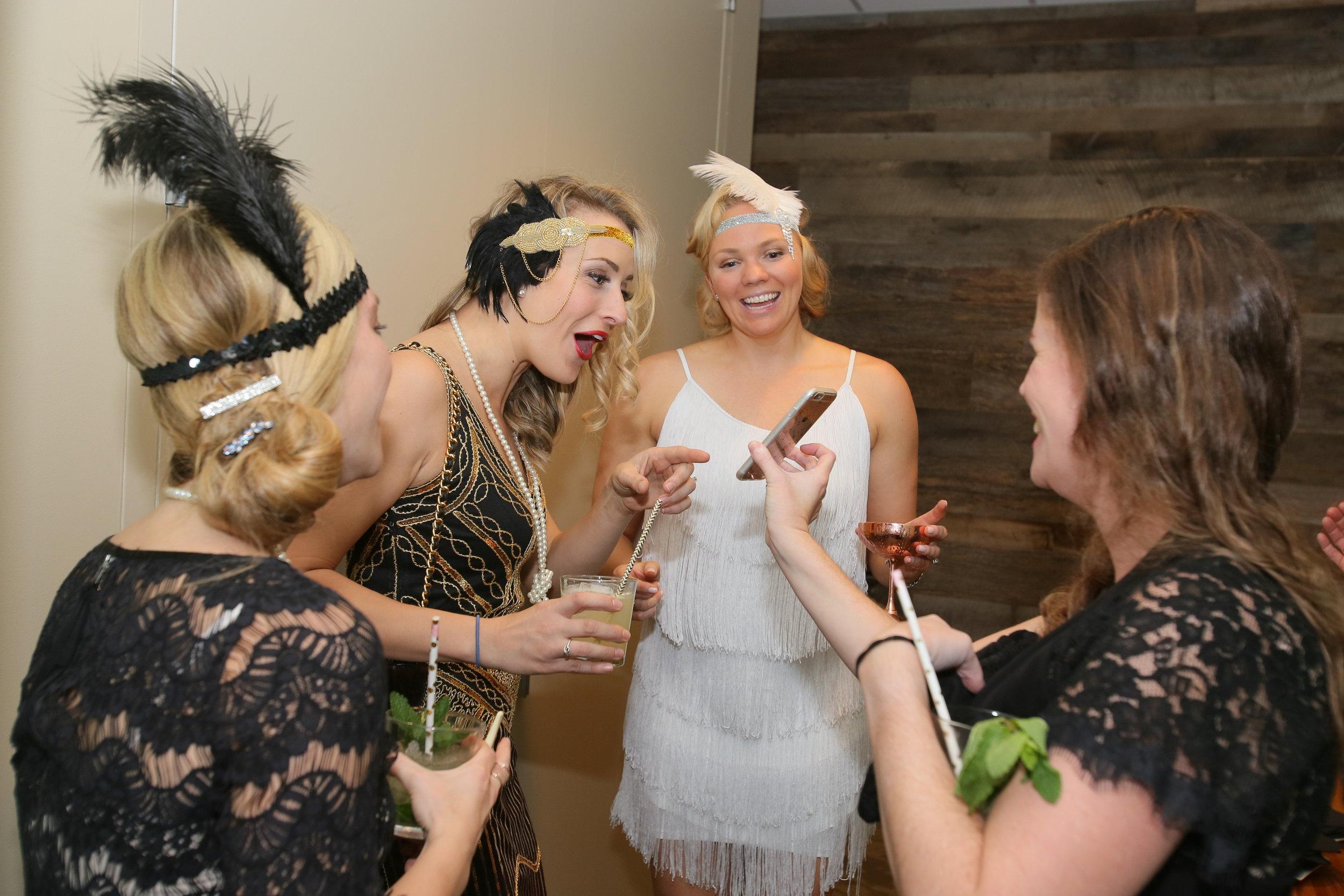 Sara Kovel Events Engagement Party Catalyst Restaurant