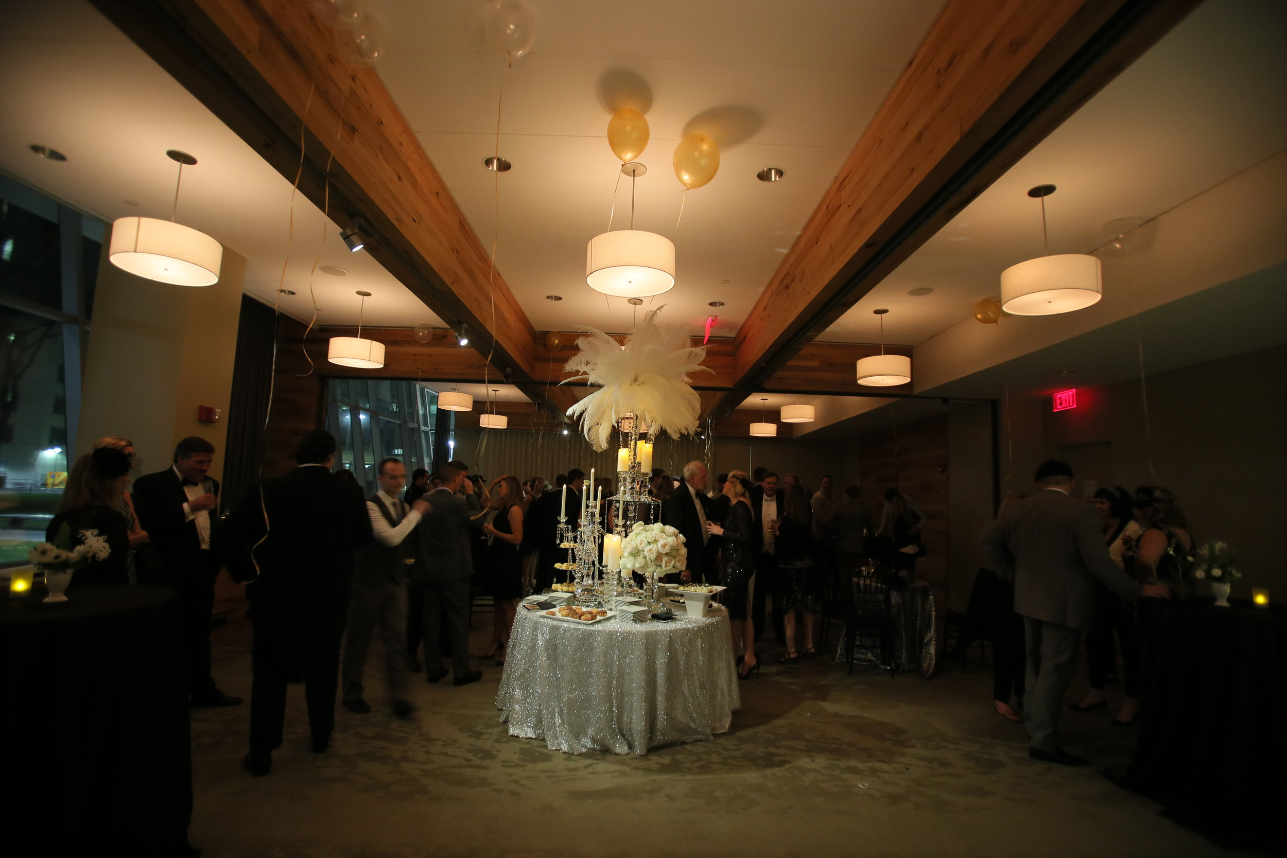 Roaring 20s Engagement Party Sara Kovel Events