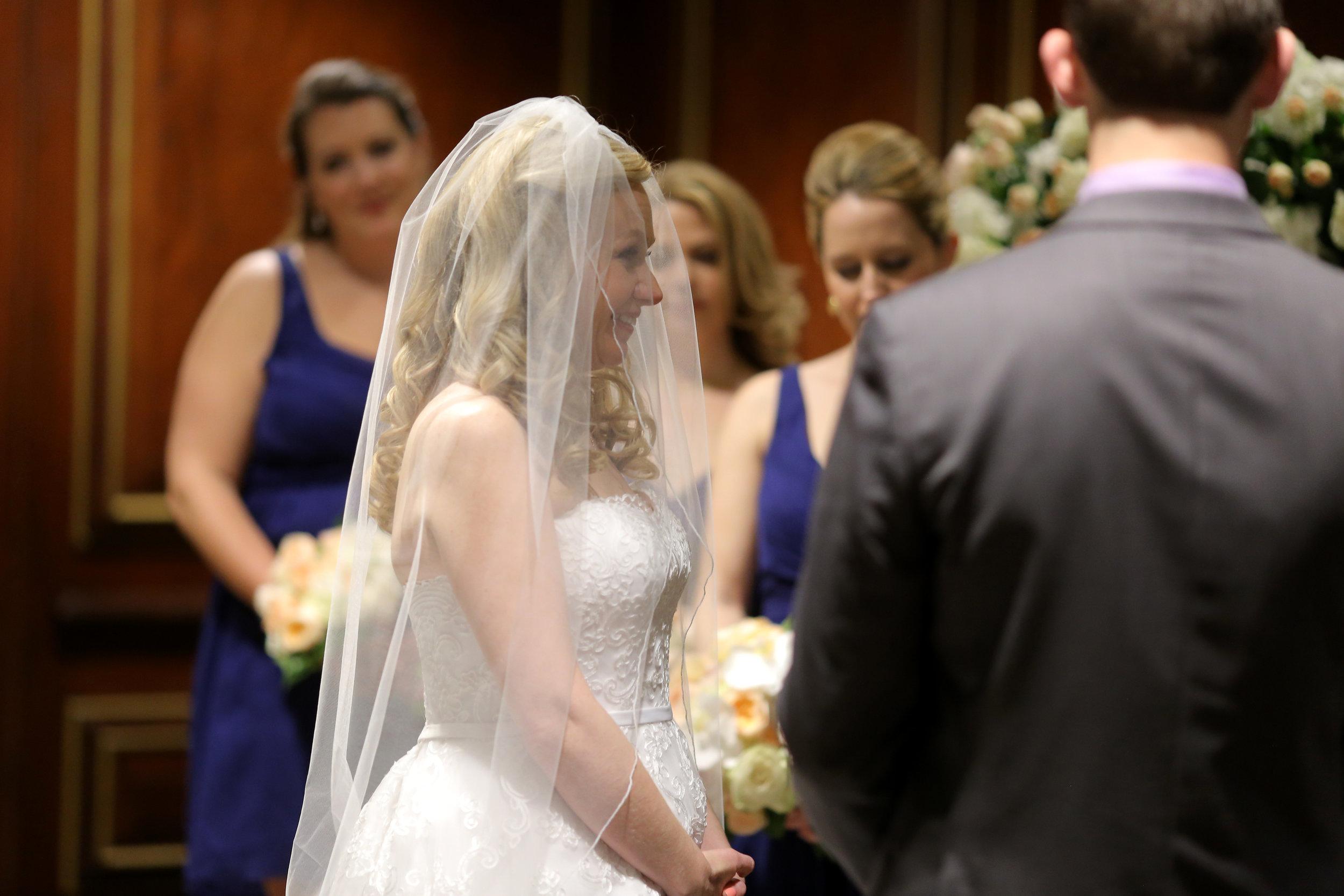 Sara Kovel Events Omni Parker House Wedding Ceremony 2