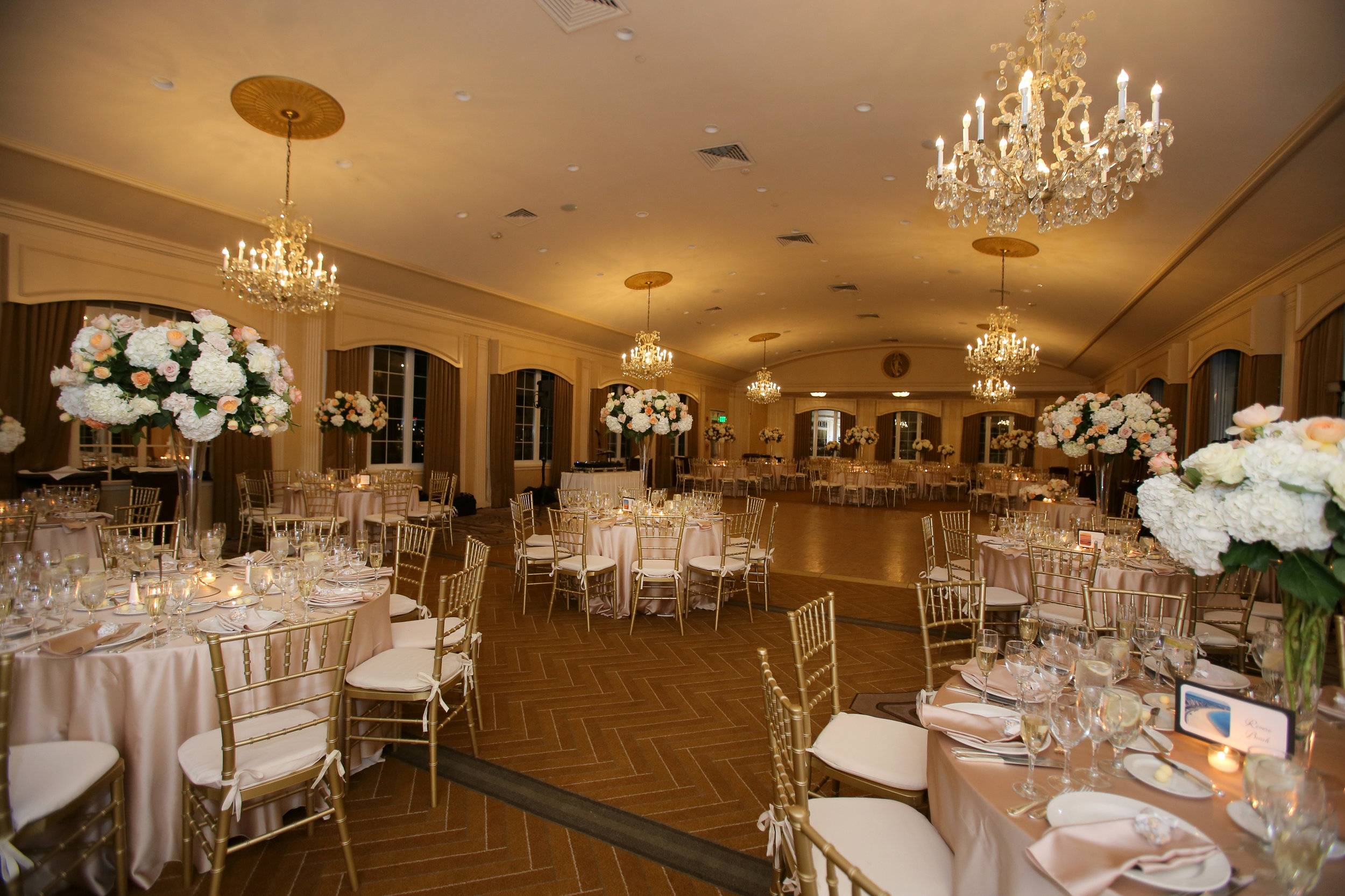 Wedding Omni Parker House Ballroom Sara Kovel Events
