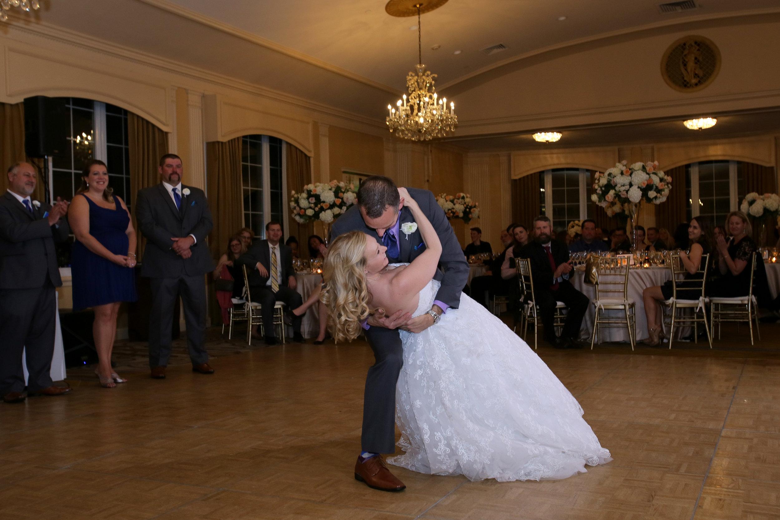 Sara Kovel Events Wedding Omni Parker House first Dance