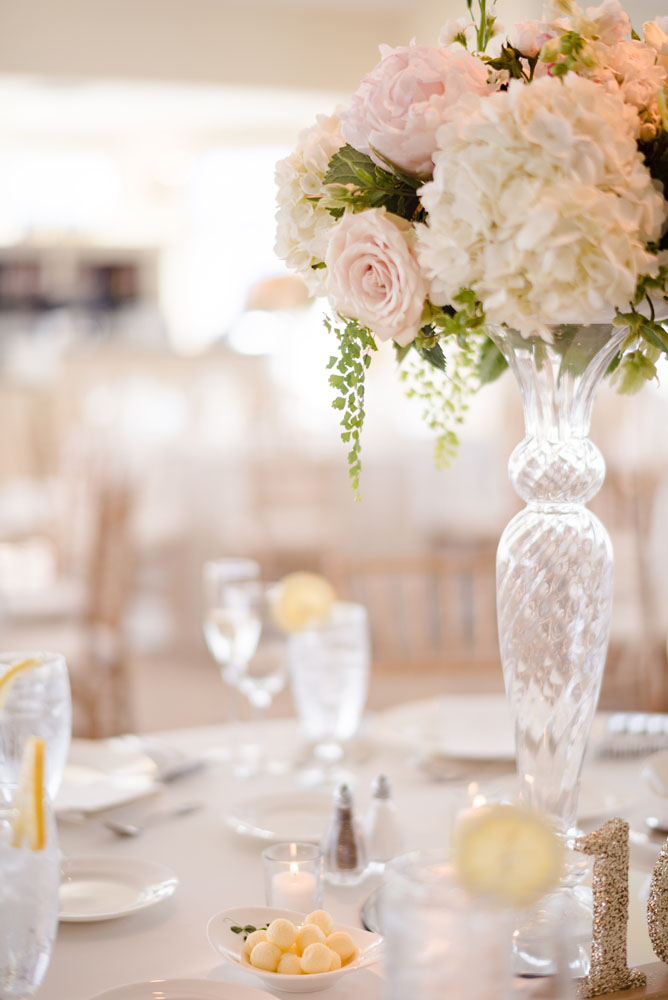 Glamorous Country Club Wedding in Boston.