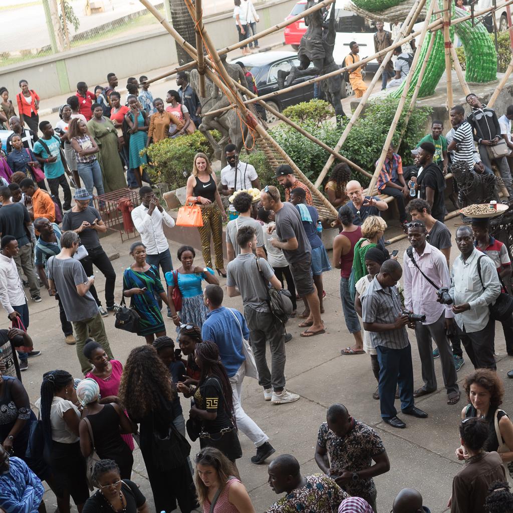POPCAP ´15 at LagosPhoto Festival 2015