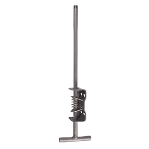 Tee Outlet Pipeand Bracket -