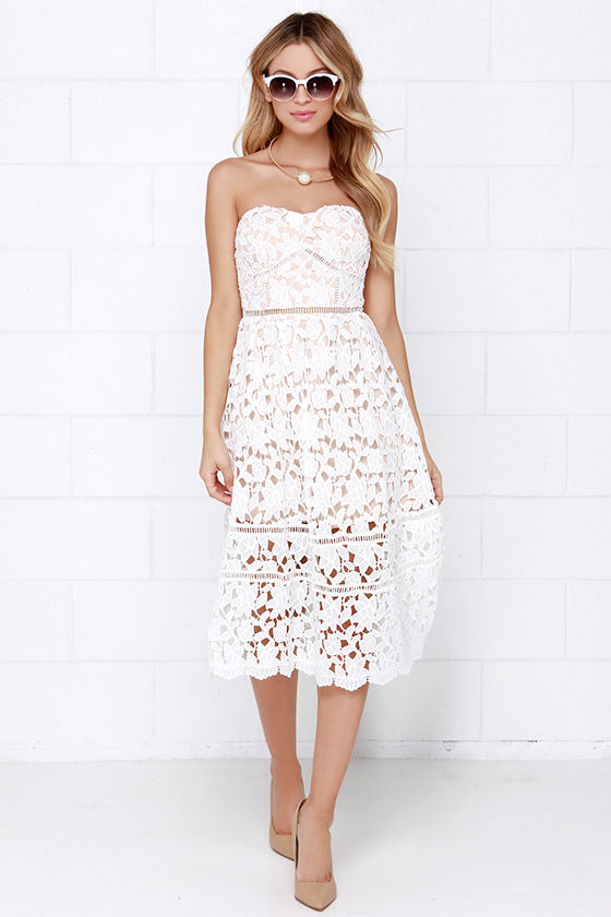 pretty Lulus dress on the LaFabere blog
