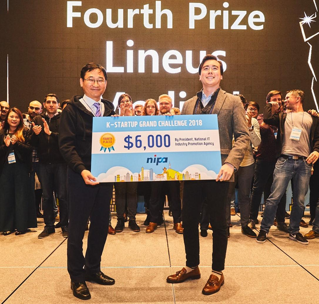 K-Startup Grand Challenge 2018