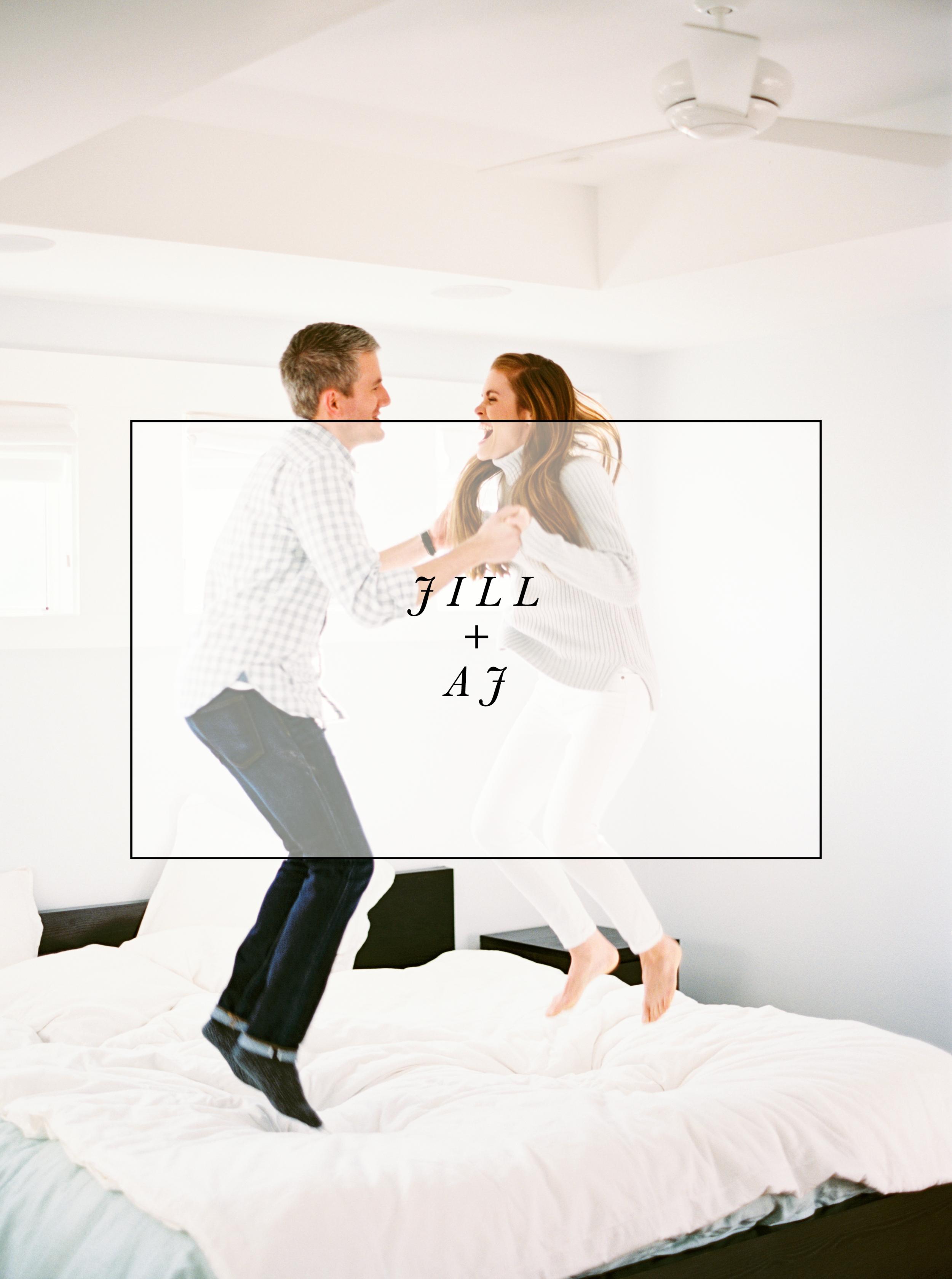 Jill & AJ   Jessica Scott Photography