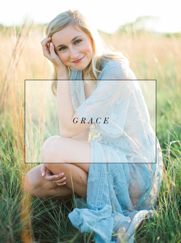 Grace | Senior Photographer | Jessica Scott Photography