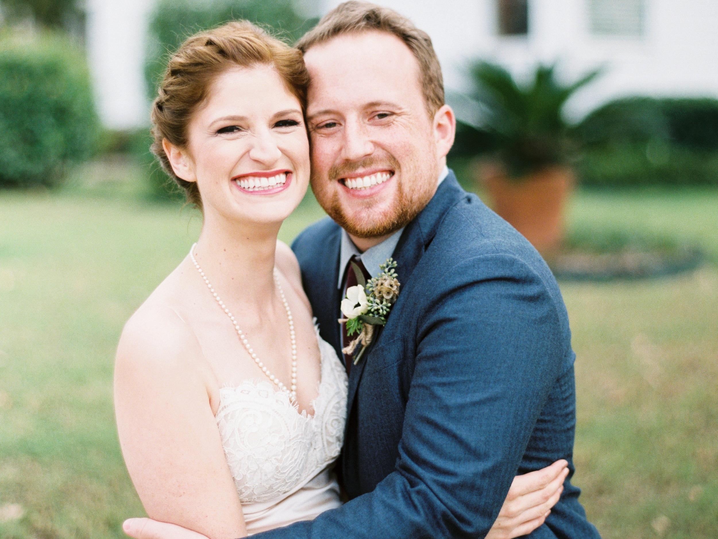 Liz & Shea - Austin Wedding - Jessica Scott Photography