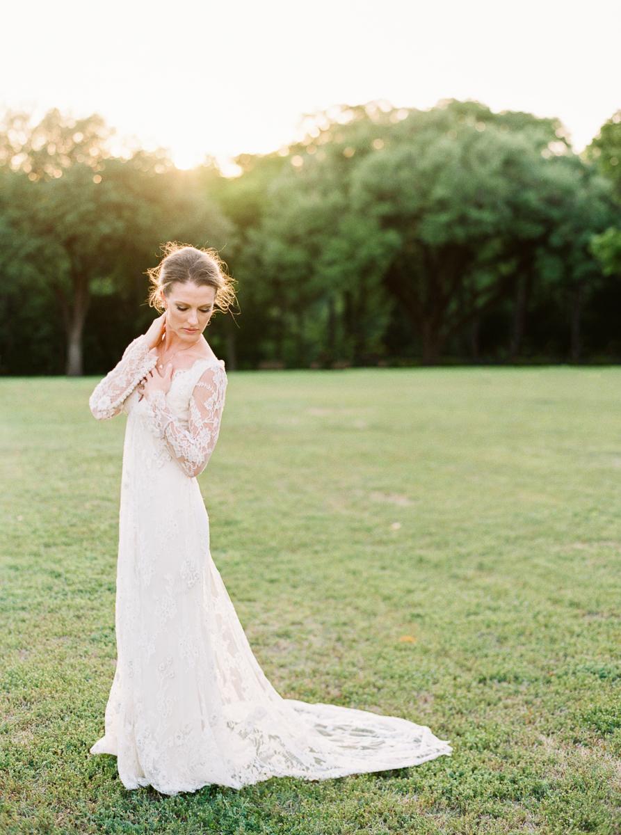 Turtle Creek Bridal Session - Jessica Scott Photography