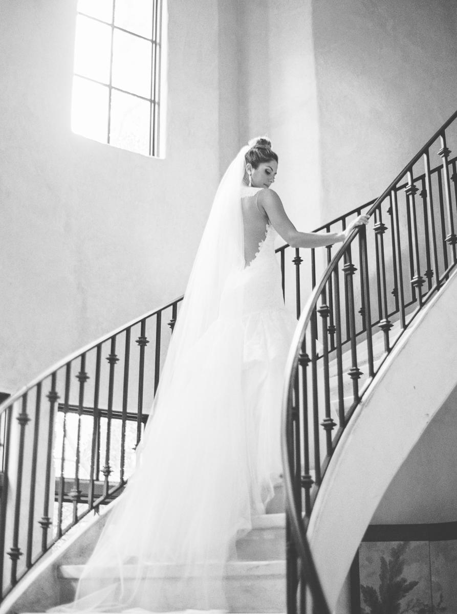 Elegant Austin Bridal Session - Jessica Scott Photography