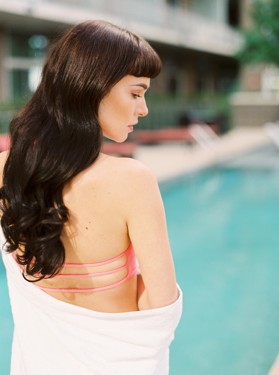 Summer Fresh Fashion Editorial - Jessica Scott Photography