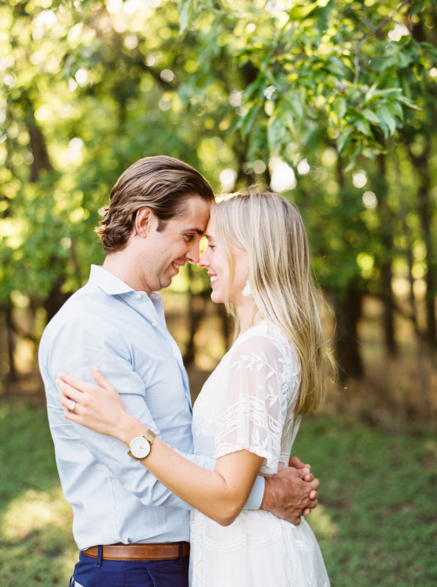McKinney Falls Engagement Session - Jessica Scott Photography