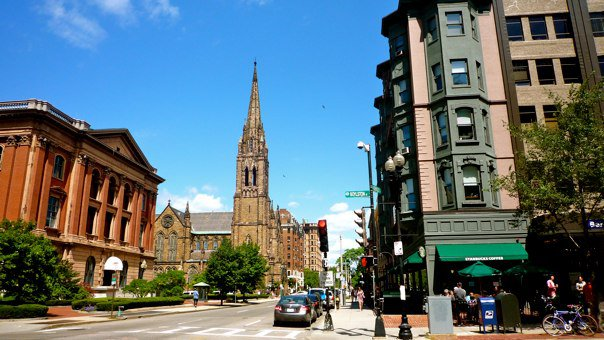 Why not put Boston on your summer travel list?