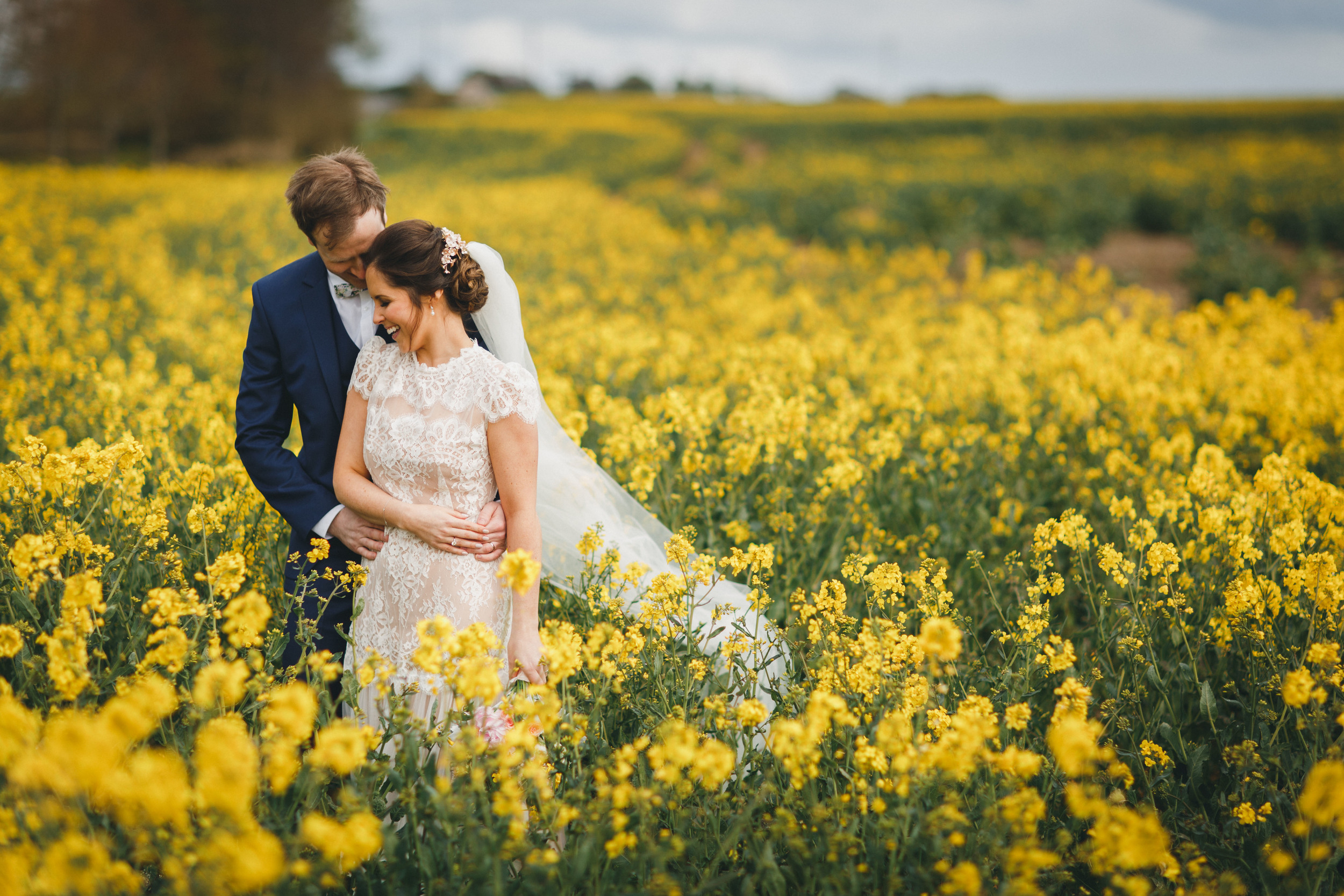 Spring Wedding at Coolbawn Quay
