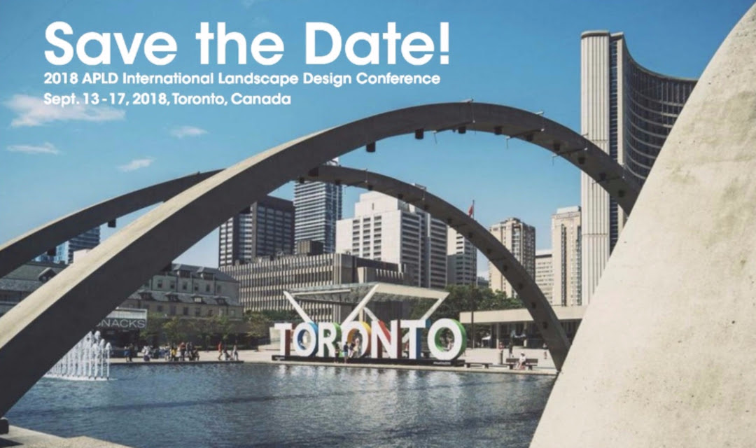 APLD 2018 Conference-Save the Date  In case you missed it. The 2018 International Conference will be held in Toronto, Canada.  Save the date.  For more information click here.