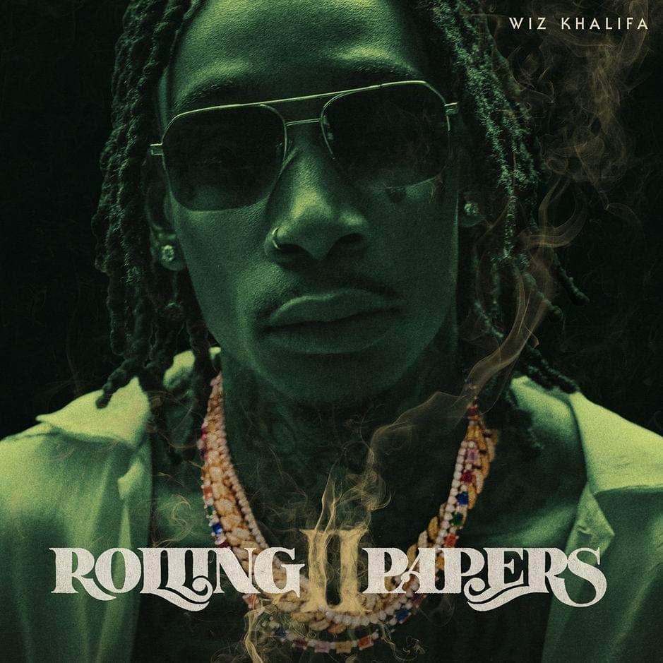 Wiz Khalifa - Rolling Papers II