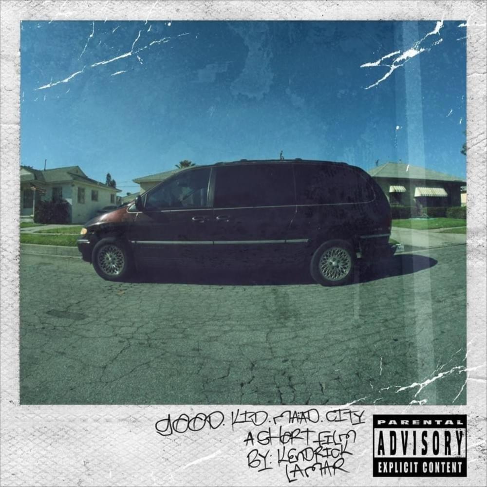 Kendrick Lamar - good kid, m.A.A.d. city (deluxe)
