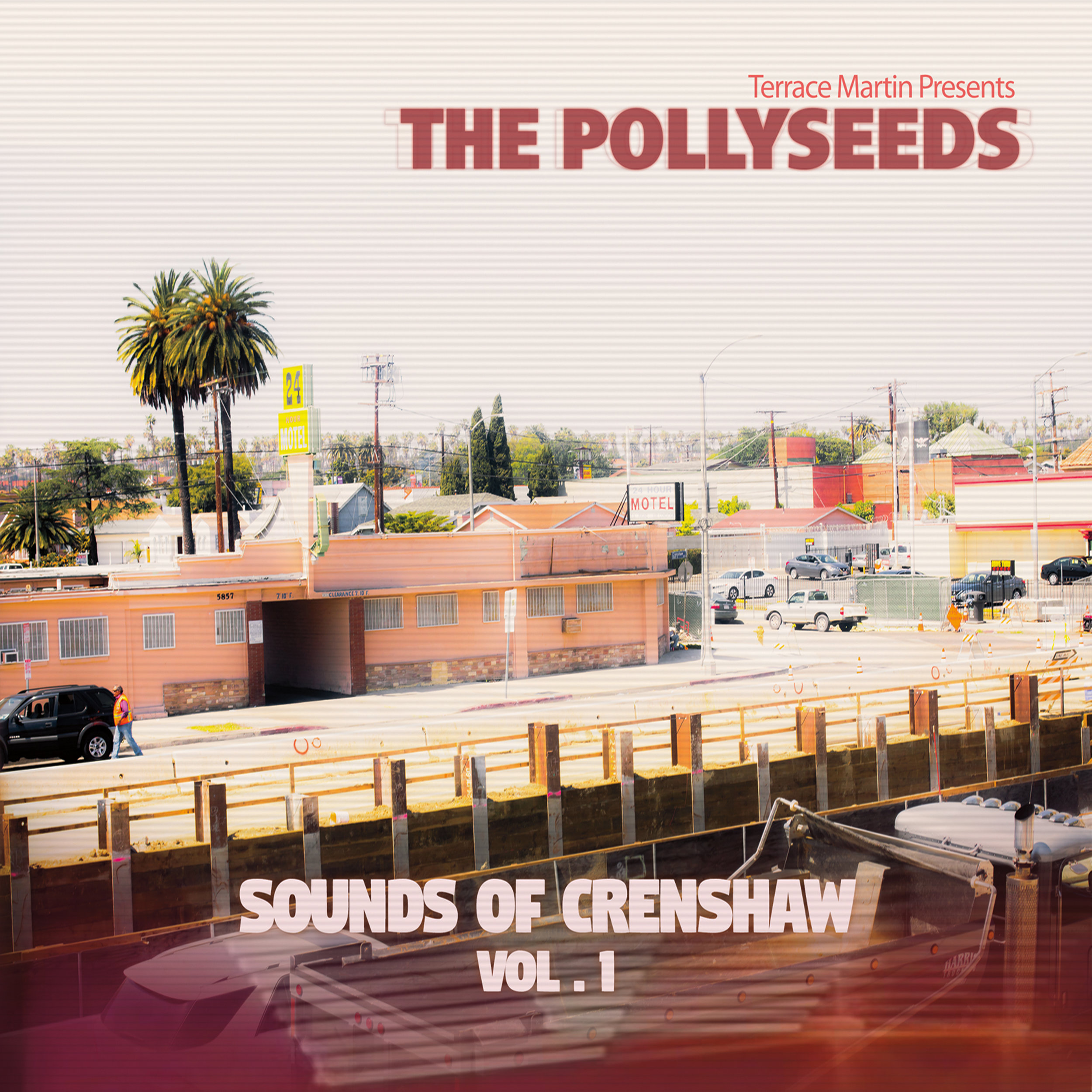 The Pollyseeds - Sounds of Crenshaw Vol 1