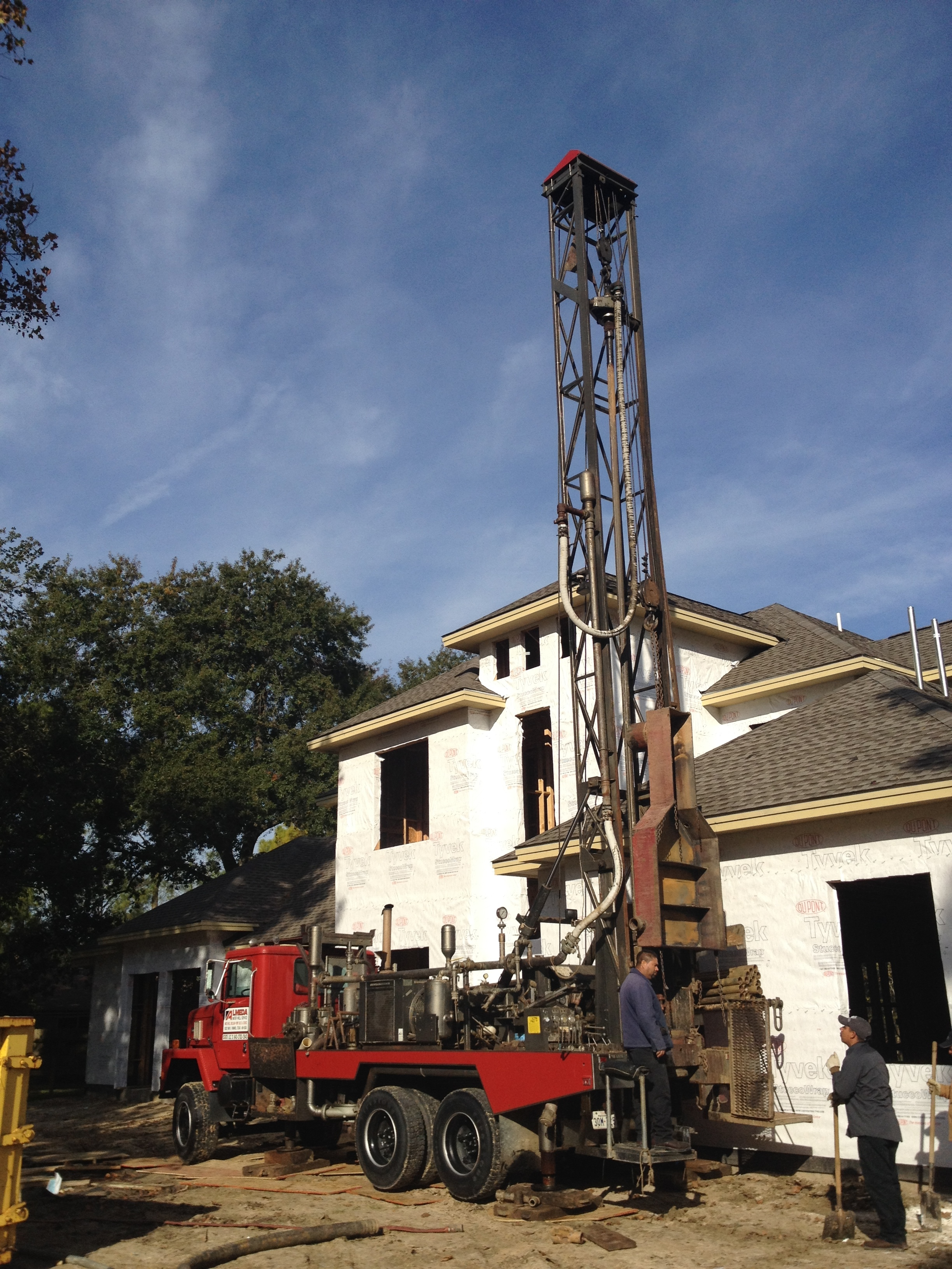 Residential Well - Missouri City, TX