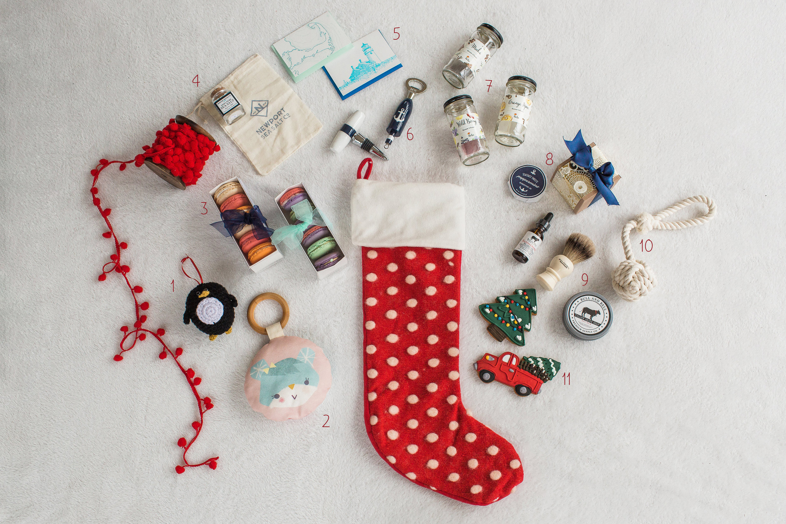 new england holiday gift guide