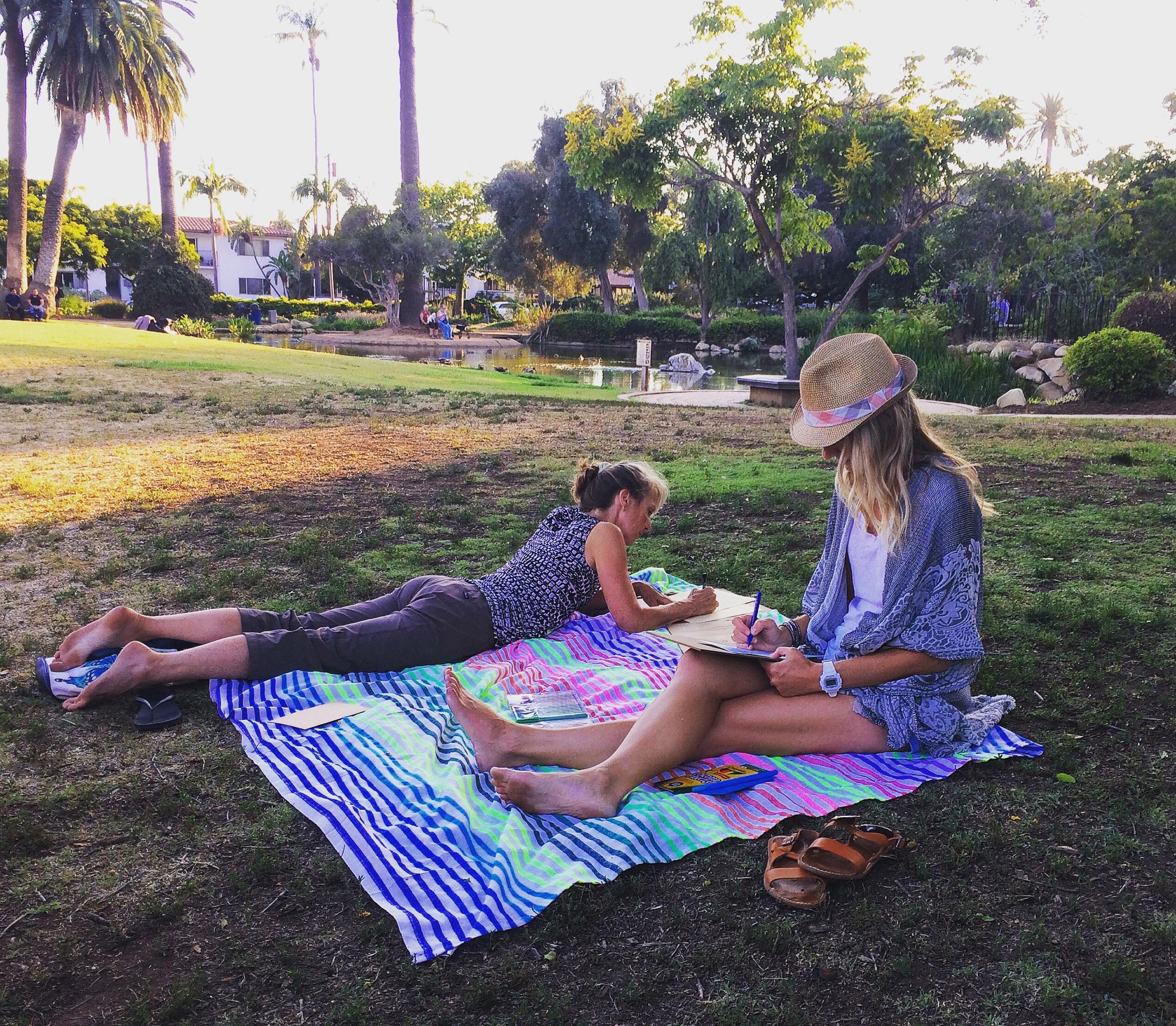 Blanket:Love Park.JPG