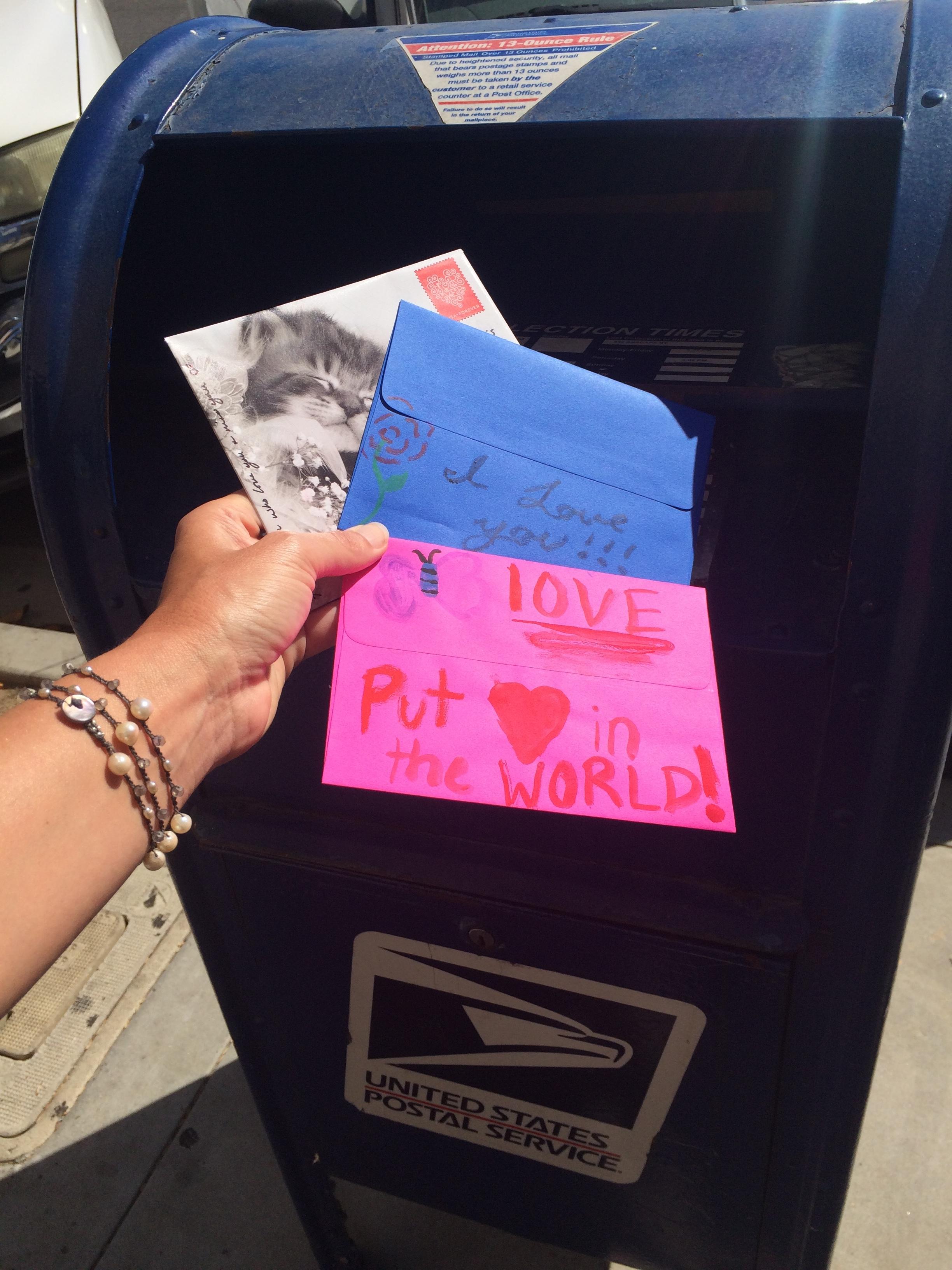 Put Love in the World (Post Box).JPG