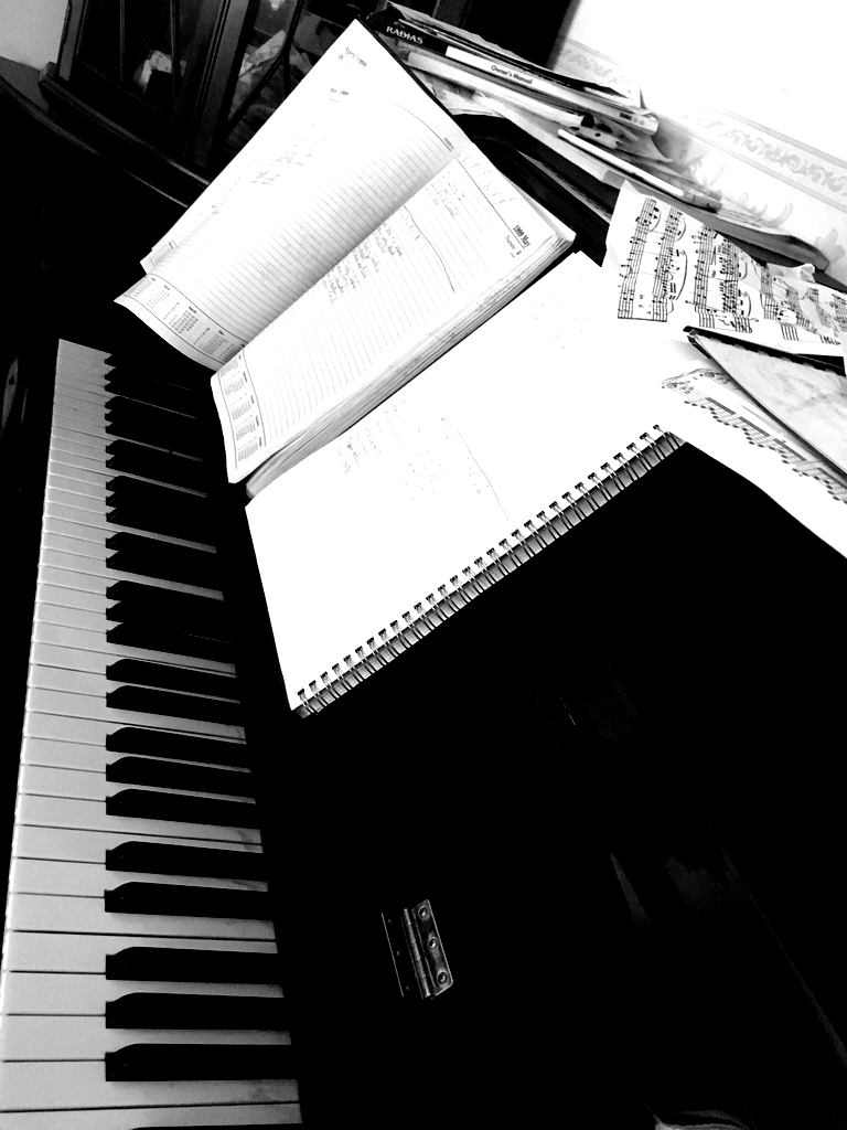 Where it all started and where it is still going on ... Musical influences: Chopin, Nina Simone, Muse etc.