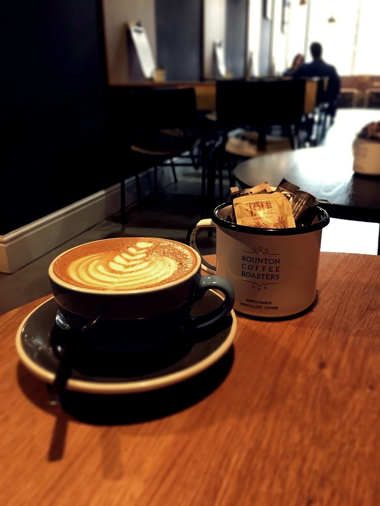 Pop in to Bedford St Coffee House in Middlesbrough or Mint Hobo in Yarm to try Rounton coffee the way you like it