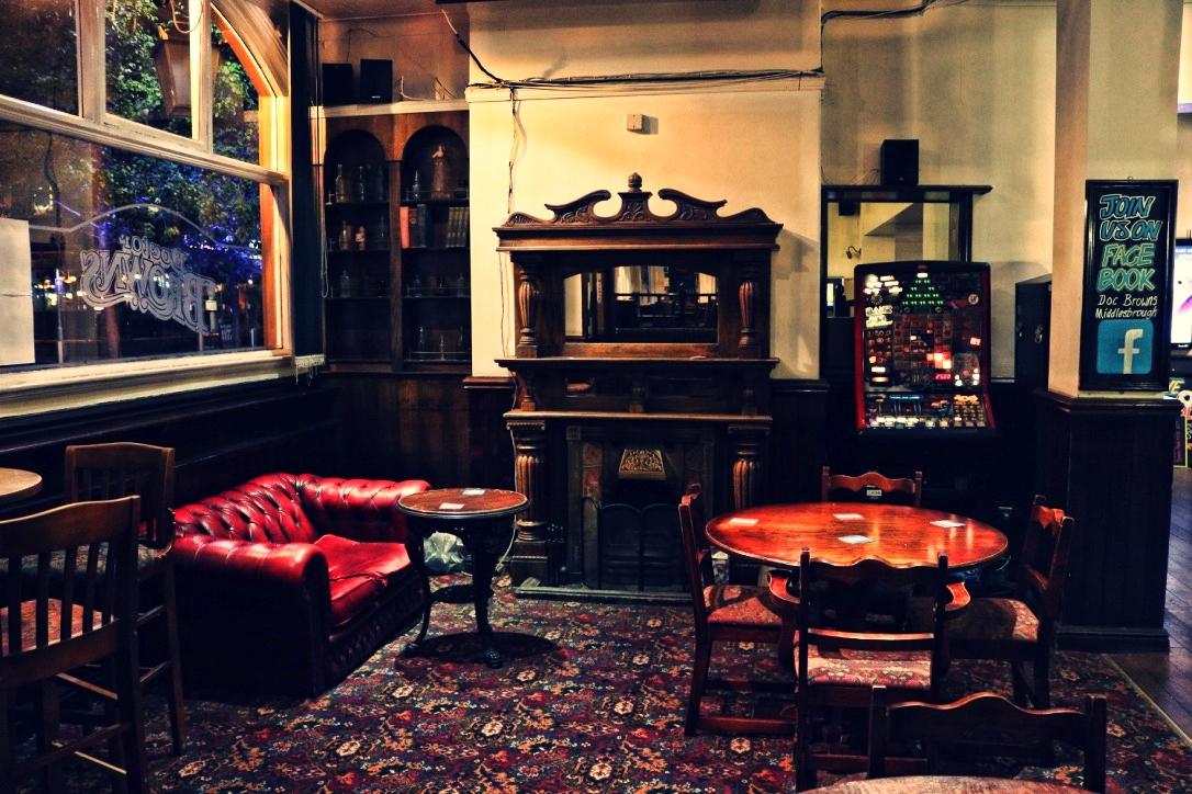 The 'classic' pub look