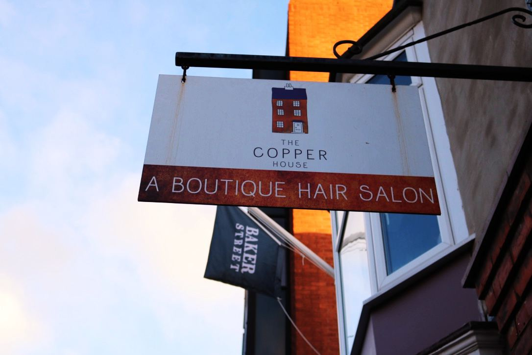 The Copper House - 'An Afternoon Inside The Copper House - A Boutique Hair Salon in Middlesbrough'(http://www.thecopperhouse.me)