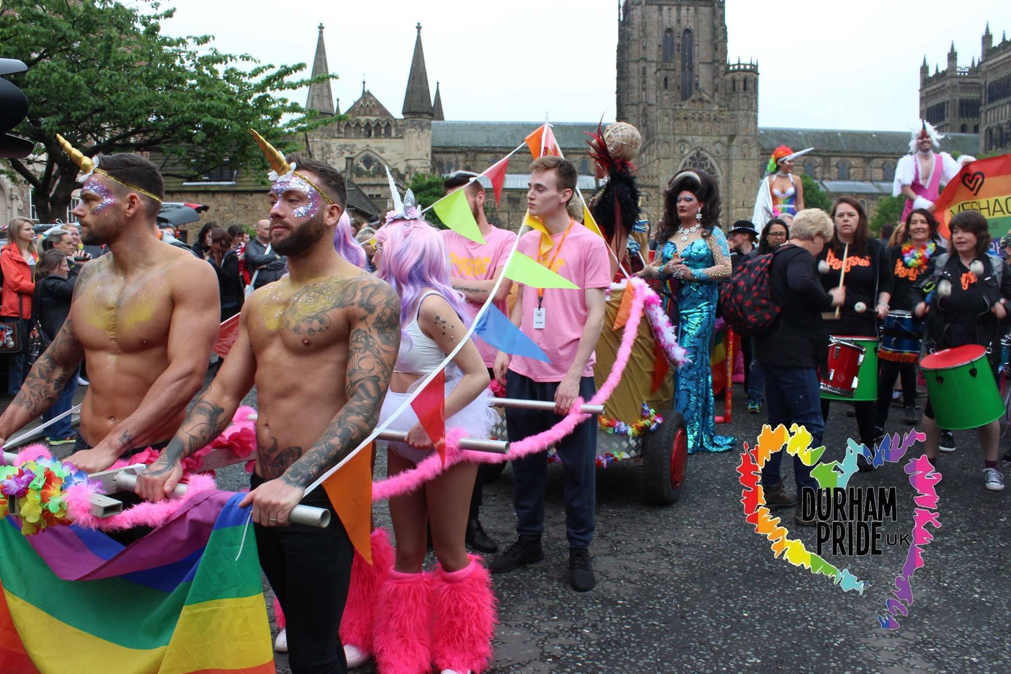 Photo credit: Durham Pride UK