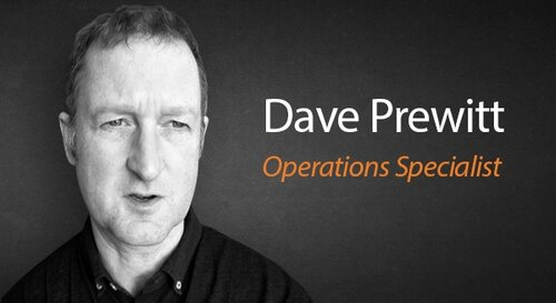 Dave has worked in application development, project management, training, and process design.     Full bio here