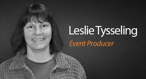 Leslie has over 8 years of experience working within the webcasting industry. Leslie excels in managing webcast programs and running events.    Full bio here