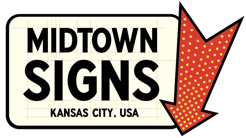 Exhibitions sponsored by  Midtown Signs