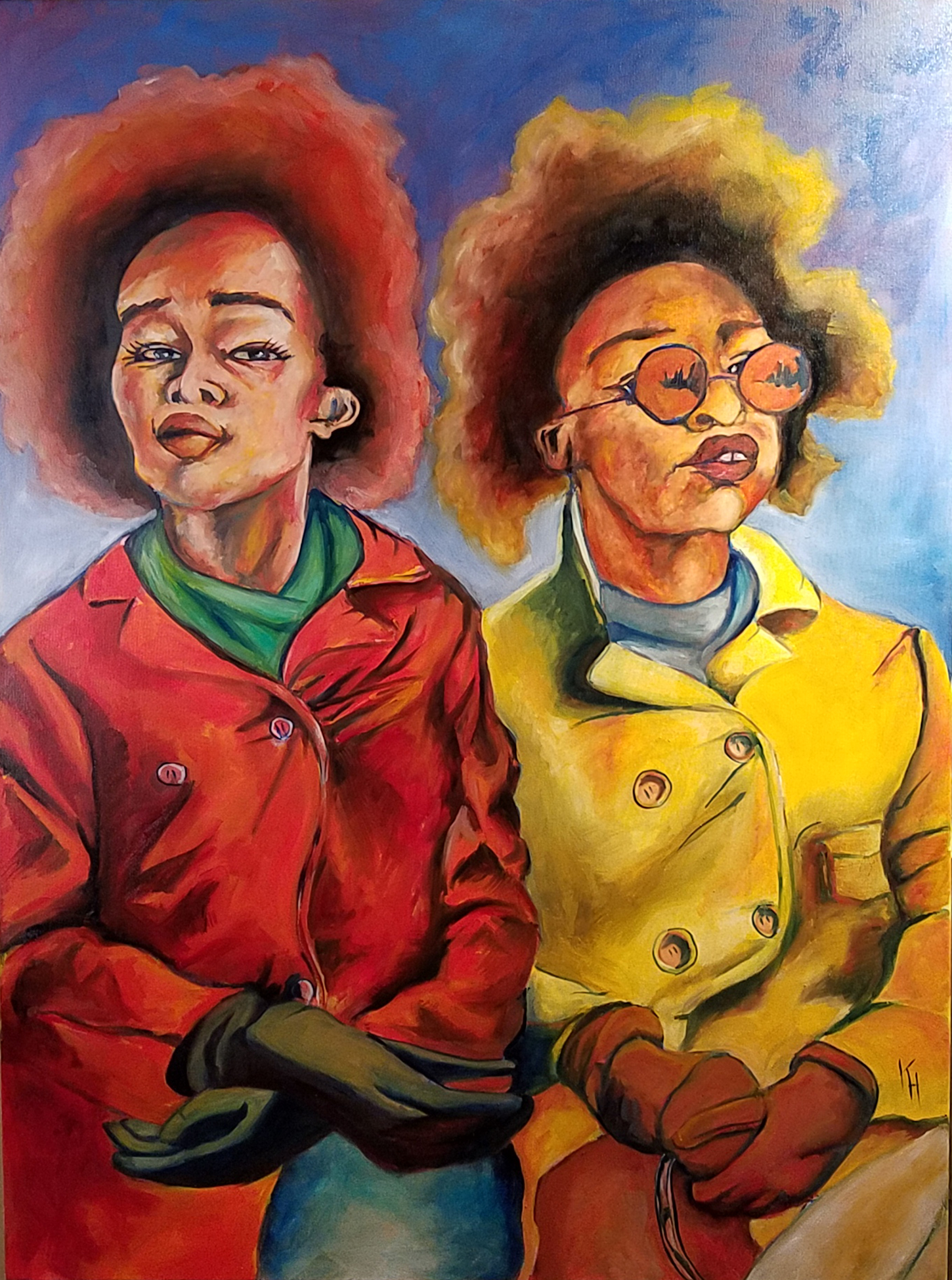 Kwanza Humphrey_ Nia and Sister.jpg