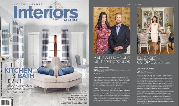 Interiors Atlanta - Fall/Winter 2015