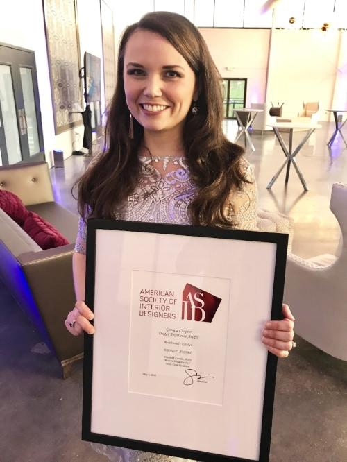 2018 ASID Design Excellence Award Winner: Kitchen Design